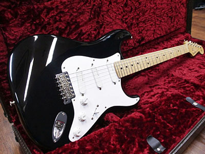 Fender Custom Shop Clapton Stratocaster Blakie 2009 Lace Sensorのサムネイル
