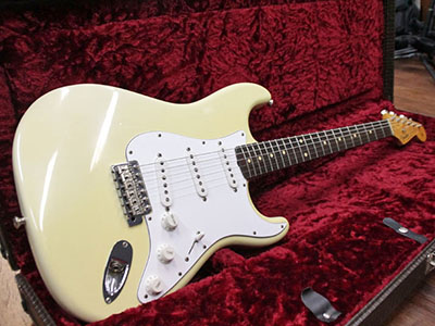 Fender Custom Shop Master Built 1961 Stratocaster NOS by Christopher W. Flemingのサムネイル