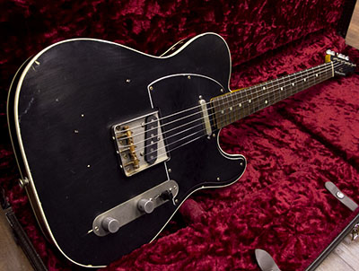 Nash Guitars TC63 Black Light Agedのサムネイル
