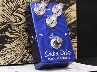 Suhr Shiba Drive Reloadedのサムネイル