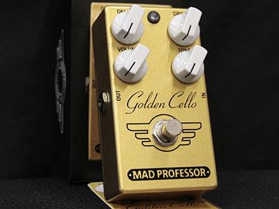 Mad Professor Golden Cello Overdrive&Delayのサムネイル