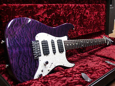Tom Anderson Drop Top Classic Trans Plum 2016のサムネイル