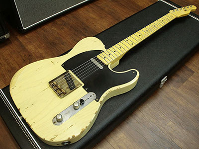 Nash Guitars T52 Blondeのサムネイル