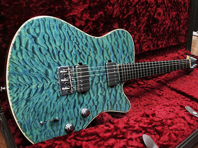 John Page Guitars AJ-Custom Avalon Bindingのサムネイル