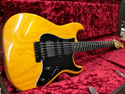 Moon CST-234B ST Type HSH  Amber Natural Modのサムネイル