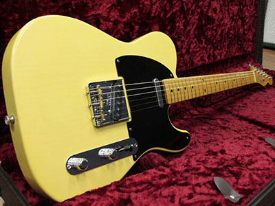 Freedom Custom Guitar Research S.O.TE50's.M1P.LWAsh1P BSBのサムネイル