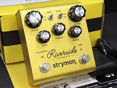 Strymon Riverside multistage driveのサムネイル