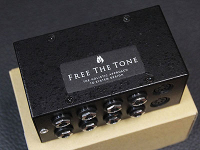 Free The Tone JB-82S Signal Junction Boxのサムネイル