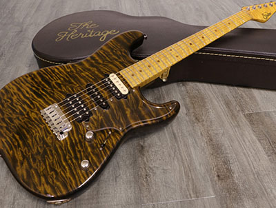 Suhr Classic HSH Root Beer 1999のサムネイル