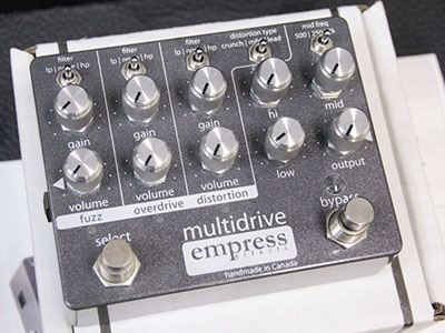 EMPRESS EFFECTS Multidriveのサムネイル