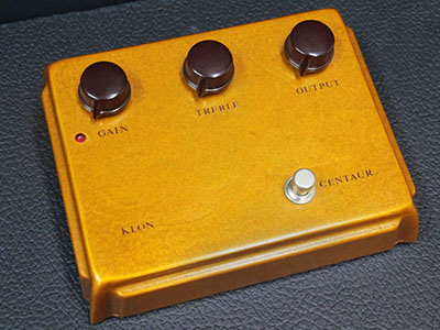 Klon Centaur Gold No Picture のサムネイル