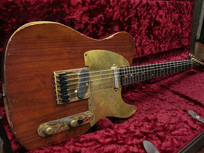 Schecter Telecaster Type Rose Neckのサムネイル