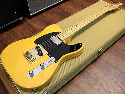 Fender Custom Shop Keith Richards Telecaster YAMANO Limitedのサムネイル