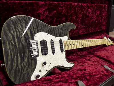 Tom Anderson Drop Top Classic Trans Blackのサムネイル