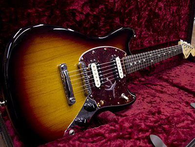 Fender USA American Special Mustang 3TSのサムネイル