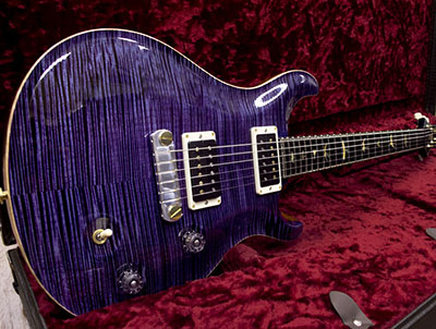 Paul Reed Smith(PRS) Private Stock Violin II Aqua Violetのサムネイル