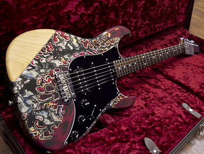 James Tyler Studio Elite Burning Water Limited 2009 Matching Headのサムネイル