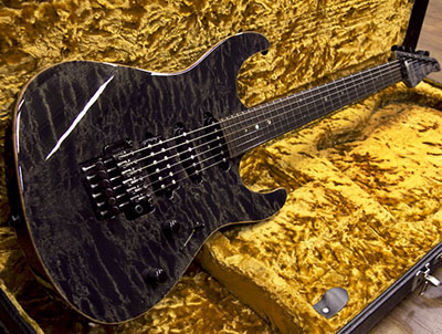 Suhr Modern Trans Charcoalのサムネイル