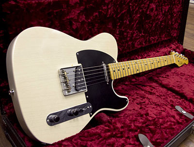 J.W.Black Guitars JWB-T-J White Blondのサムネイル