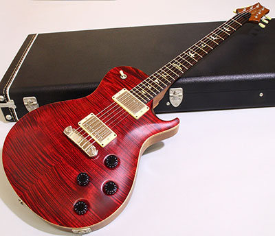 Paul Reed Smith(PRS) Singlecut 10Top Satin Black Cherry 2006のサムネイル