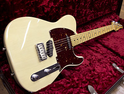 Tom Anderson Hollow T Classic Trans Blond 2008のサムネイル