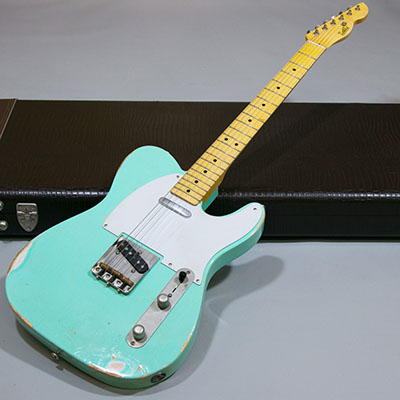 LSL INSTRUMENTS T-Bone Sugar Pine Sea Form Green Heavy Agedのサムネイル