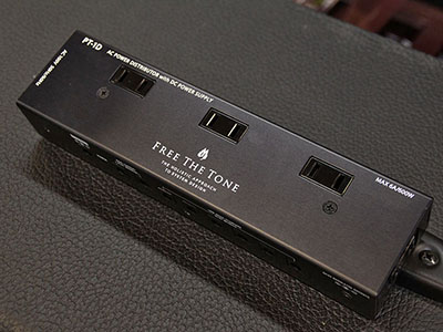 Free The Tone PT-1D AC DISTRIBUTOR &DC Power Supplyのサムネイル