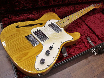 Fender USA 73 Telecaster Thinlineのサムネイル