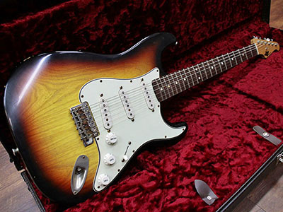 RS Guitarworks OLD FRIEND CONTOUR GREENGUARD Ash Bodyのサムネイル