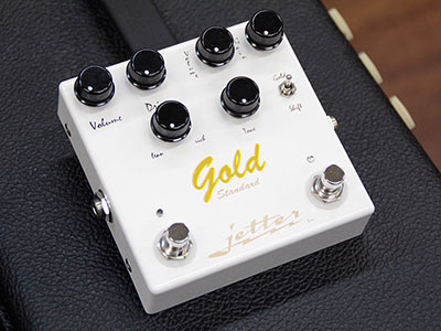 Jetter Gear Gold Standardのサムネイル
