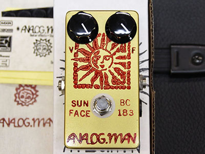 Analogman Sunface BC-183 with DC Jackのサムネイル