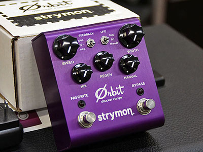 strymon Orbit Flangerのサムネイル