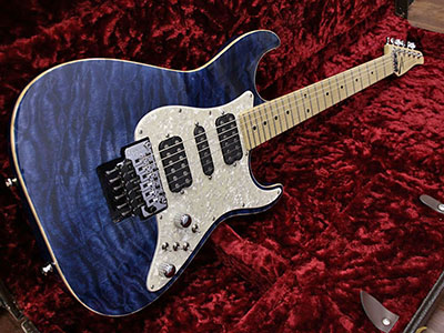 Tom Anderson Drop Top Classic Deep Ocean Blueのサムネイル