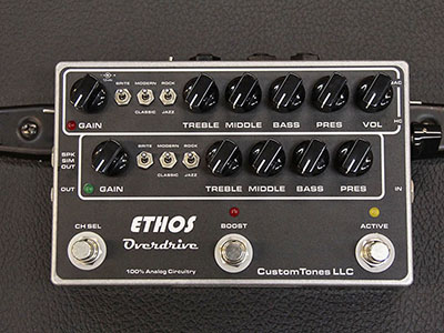 Custom Tones LLC Ethos Overdrive Amp with TLE/Classic & 30W AMPのサムネイル