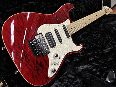 Tom Anderson Drop Top Classic Cajun Redのサムネイル