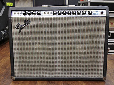 Fender USA Twin Reverb 1978 with ALTEC 417-8Hのサムネイル