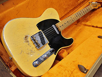 Fender Custom Shop 1953 Telecaster Heavy Relic Limitedのサムネイル