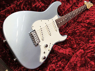Tom Anderson The Classic Metallic Ice Blueのサムネイル