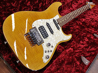 Tom Anderson Drop Top Classic Translucent Amber with Bindingのサムネイル
