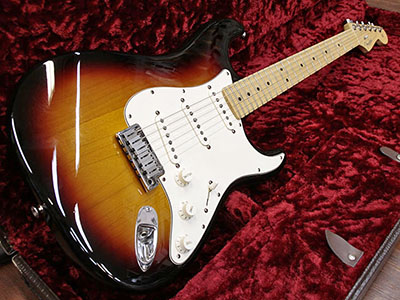 Fender USA American Standard Stratocaster 3TBのサムネイル