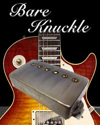 Bare Knuckle Pickupsの在庫品